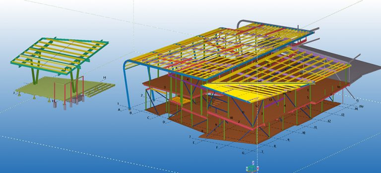 Navigator College, Port Lincoln   Stress-Free Structural Steel Detailing & Precast Panel Detailing Australia