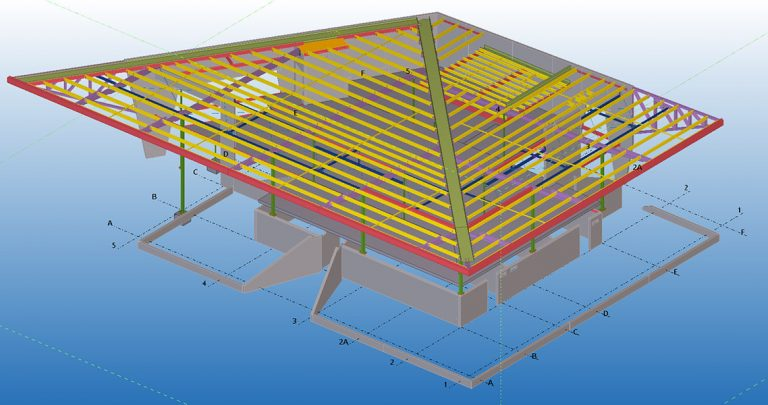 Westminster Sports Pavilion, Marion | Stress-Free Structural Detailing Central Coast Australia