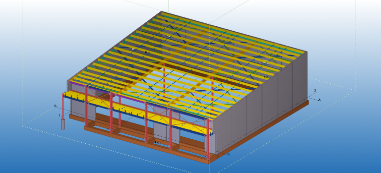Cessnock Road, Gillieston Heights - Precast Panel Detailing - Steel Detailing - Stressfree structural detailing Maitland